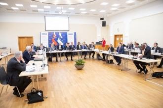 Negocieri constructive la Bratislava
