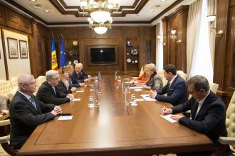 Colaborarea moldo-cehă în domeniul sănătății a fost discutată la întrevederea speakerului Zinaida Greceanîi cu o delegație din Cehia