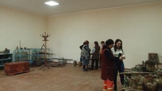 Muzeu de etnografie la Cazaclia