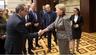 Grupul de raportori pentru democrație al Comitetului de Miniștri al Consiliului Europei a evocat sprijinul pentru majoritatea parlamentară din Moldova