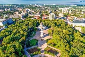 Chișinăul își sărbătorește Hramul