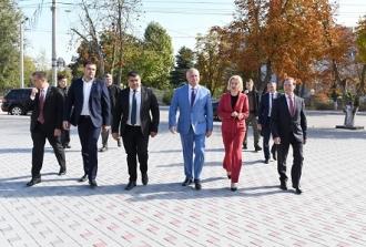 Evinementele dedicate împlinirii a 25 de ani de la formarea Găgăuziei se vor desfășura sub patronajul președintelui Republicii Moldova