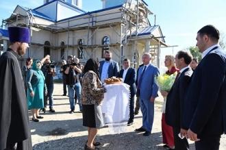 Șeful statului a vizitat satul Cișmichioi