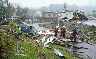 Japonia, devastată de taifunul Hagibis