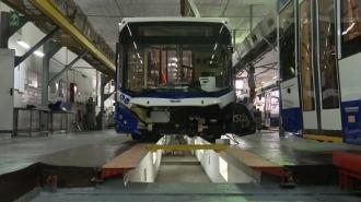 Cinci troleibuze noi, cu propulsie autonomă, vor fi testate în această săptămână în municipiul Chișinău