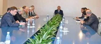 Igor Dodon a prezidat o ședință de lucru cu conducătorii comisiilor din cadrul Consiliului Societății Civile