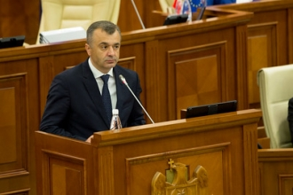 Parlamentul a acordat votul de încredere Guvernului