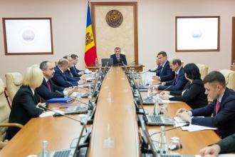 """Ion Chicu: """"Guvernul va fi apreciat după acțiunile întreprinse și rezultatele obținute, nu după declarații"""""""