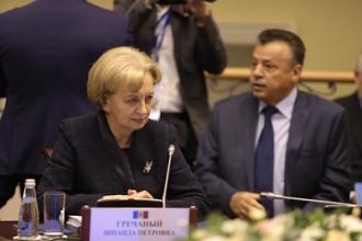 Președintele Parlamentului a participat la ședința Consiliului Adunării Interparlamentare a CSI