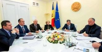 Conducerea țării s-a întrunit în mai multe ședințe de lucru