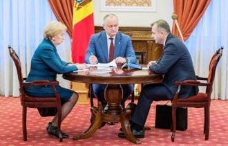 Conducerea de vîrf a țării a desfășurat ședința săptămînală