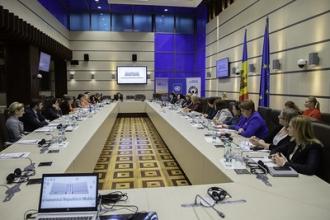 Platforma comună de dialog a doamnelor deputate și-a reluat activitatea