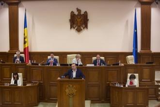 Vlad Batrîncea, ales Vicepreședinte al Parlamentului