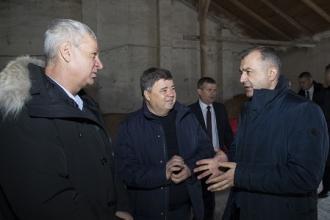 Vizita premierului la Șoldănești