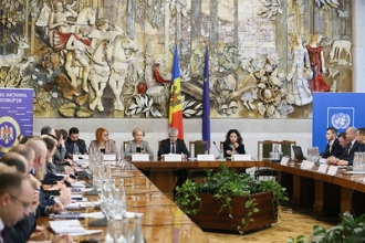Președintele Parlamentului a participat la Conferința Națională Anticorupție