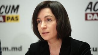Maia Sandu vrea să provoace o nouă criză politică