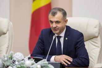 Premierul Ion Chicu a adresat un mesaj de felicitare Președintelui Guvernului Federației Ruse, Mihail Mișustin
