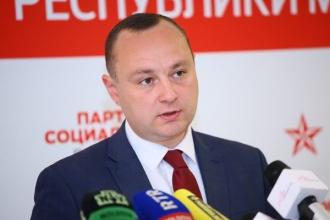 """Secretarul executiv al PSRM: Dosarul privind """"finanțarea PSRM"""" a fost reluat pentru a șantaja formațiunea"""