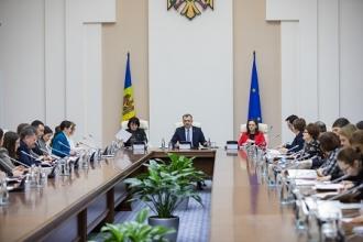 Ion Chicu a prezidat ședința Consiliului Național pentru Protecția Drepturilor Copilului