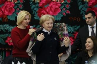 Zinaida Greceanîi: Tradițiile și obiceiurile ne ajută să păstrăm identitatea noastră
