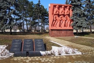 PSRM va participa activ la reabilitarea monumentelor dedicate eroilor Marelui Război pentru Apărarea Patriei