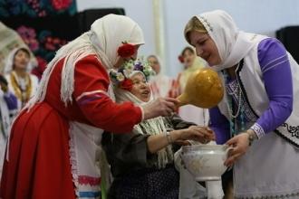 """Găgăuzii au sărbătorit """"Babiy deni"""""""