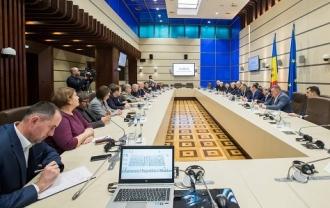 Guvernul și Parlamentul vor elabora un plan de lucru pentru următorii ani, asta au convenit PSRM și PDM la întâlnirea cu președintele țării și premierul