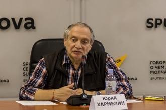 "Teatrul ""С улицы Роз"" va purta numele ""Iuri Harmelin"""