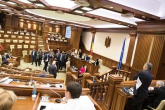 Show-ul parlamentar al PAS și PPDA
