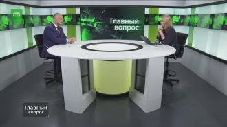 «Главный вопрос» с участием президента Молдовы Игоря Додона