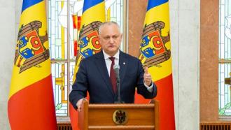 Igor Dodon: Unele sectoare ale economiei naționale se vor relansa rapid după criza provocată de COVID-19