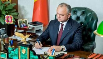 Președintele țării a promulgat Legea, care vine să susțină cetățenii în perioada de criză