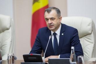 Ion Chicu: Guvernul va aproba mâine Proiectele de lege de susținere suplimentară a agenților economici, în perioada pandemiei de coronavirus