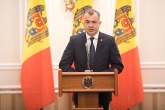 Ion Chicu a anunțat când ar putea fi scoase unele restricții pentru agenții economici