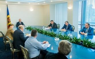 Igor Dodon, la întrevedere cu reprezentanții companiilor de construcții: Vom anunța un pachet de măsuri anti-criză pentru fiecare sector
