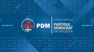 Deputații PDM își retrag sesizarea de la CC cu privire la numirea lui Robu în funcția de Procuror General interimar
