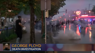 Proteste violente în SUA