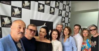 """Igor Dodon la întrevedere cu Moscovici și Baraliuc: Am apreciat înalt piesa """"Îngeri, cu halate albe"""", lansată de artiștii moldoveni"""