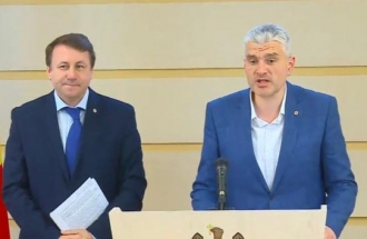 Slusari și Munteanu sunt candidații PPDA la funcția de premier