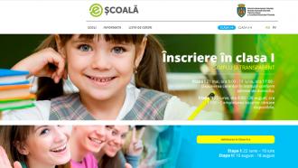 Începe înscrierea online în clasele liceale