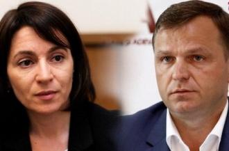Năstase critică inițiativa Maiei Sandu de a organiza alegerile anticipate