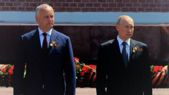 Președintele țării, Igor Dodon, participă la parada de la Moscova