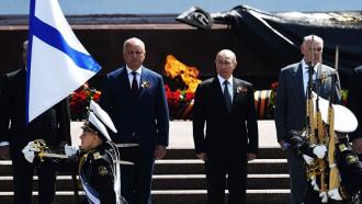 Analist politic: Poze care vorbesc de la sine. Igor Dodon se afla în dreapta de Putin