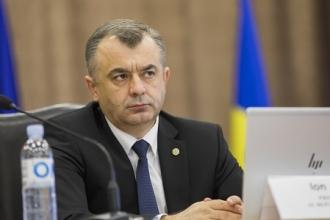 Cadoul premierului, Ion Chicu, la botezul partidului Pro Moldova
