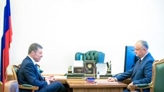 Rezultatele vizitei președintelui la Moscova: Moldova și Rusia reiau negocierile privind acordarea împrumutului de 200 mln de euro