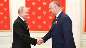 Igor Dodon despre relațiile cu Vladimir Putin: Parteneriatul strategic cu Federația Rusă este la nivel înalt