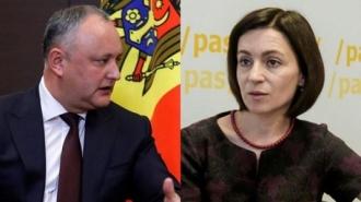 Igor Dodon îi răspunde Maiei Sandu: Când Procuratura a închis dosarele pentru finanțarea ilegală a PAS, era OK?