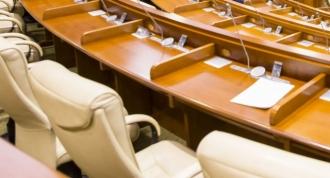 Președintele țării va propune micșorarea numărului de deputați în Parlament de la 101 la 71 sau 61
