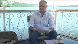 Igor Dodon: Nimeni nu va interzice simbolurile sovietice, eu nu voi permite