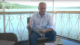 Mesajul lui Igor Dodon, pentru politicienii care deja se văd președinte sau premier: Relaxați-vă, poporul va decide, nu voi